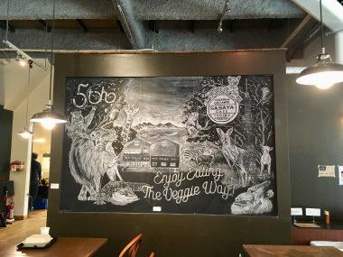 チョークアートとステンドグラスのイベント@ささやカフェ ビションフリーゼ おもち  20C605C5-C546-4F12-B82C-58552054CDC4-380x285
