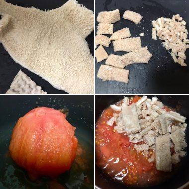 おもおつまみ( ˙-˙ )トリッパのトマト煮込み ビションフリーゼ おもち  73E50F3F-80B3-49E7-96D5-EE6BD0AD9BD5-380x380